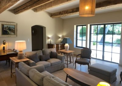 location saisonniere maison mas eygalieres 13810 piscine 1