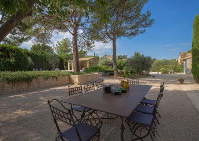 Saint Remy de Provence Eygalieres Maison de village Location maison de vacances