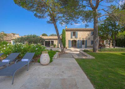piscine Saint Remy de Provence location maison campagne Location maison de vacances